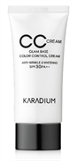 Kem Nền Karadium CC Cream Glam Base Color Control Cream