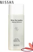 Tẩy Trang Mắt Môi Missha White Tea Lip&Eye Makeup Remover