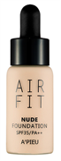 Kem Nền A'pieu Air Fit Nude Foundation