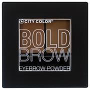 Bột Tán Mày Bold Brow Eyebrow Powder - City Color