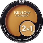 Kem Nền Revlon Color Stay 2 in 1 Compact makeup & Concealer