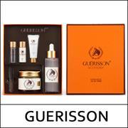 Bộ Dưỡng Da Dầu Ngựa Guerisson Basic Set
