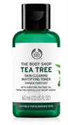 Nước Hoa Hồng The Body Shop Tea Tree Skin Clearing MattiFying Toner