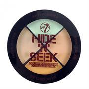 Bảng Che Khuyết Điểm W7 Hide'n'Seek Quad Colour Correction Concealer