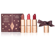 Set Son Mini Charlotte Tilbury Mini Lipstick Charms