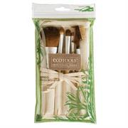 Bộ Cọ Trang Điểm Ecotools Bamboo 5 Pieces Brush Set