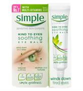 Kem Dưỡng Mắt Simple Kind To Eyes Soothing Eye Balm