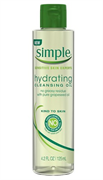 Dầu Tẩy Trang Simple Hydrating Cleansing Oil