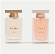 Set 2 Chai Nước Hoa Nữ Zara Woman Gold - Bright Rose 100ml