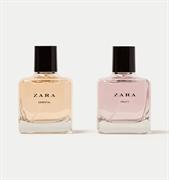 Set 2 Chai Nước Hoa Nữ Zara Woman Oriental - Fruity 100ml