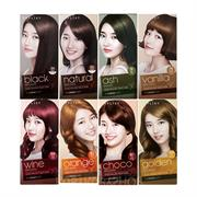 Bọt Nhuộm Tóc The Face Shop Stylist Silky Hair Color Cream