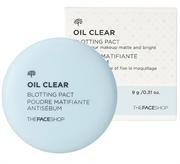 Phấn Phủ Nén Kiềm Dầu The Face Shop Oil Clear Smooth & Bright Pact SPF30/PA+