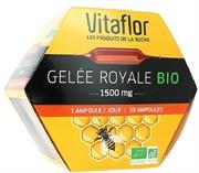 Sữa Ong Chúa Vitaflor Bio 1500mg Hộp 20 Ống