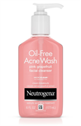 Sữa Rửa Mặt Neutrogena Oil-Free Acne Wash Pink Grape Fruit