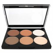 Tạo Khối Và Highlight 6 Ô On-The-Go Contour Palette City Color