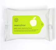 Giấy Tẩy Trang Innisfree Apple Seed Cleansing Tissue