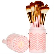Bộ Cọ Trang Điểm BH Cosmetics Pink Perfection 10 Piece Brush Set