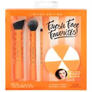 Bộ Cọ Trang Điểm Real Techniques Fresh Face Favourites Brush