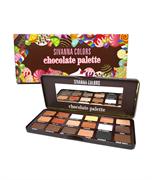 Bảng Phấn Mắt 18 Ô Sivanna Colors Chocolate Palette