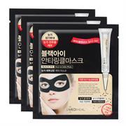 Mặt Nạ Chống Nhăn Cho Vùng Mắt Mediheal Black Eye Anti-wrinkle Mask