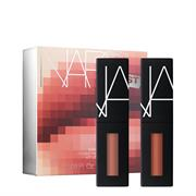 Set Son Kem Lì NARSissist Wanted Power Pack Lip Kit - Warm Nude