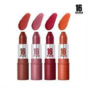 Son Thỏi Lì Sixteen 16 Brand R U 16 Taste-Chu Edition