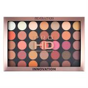 Bảng Phấn Mắt 35 Ô Makeup Revolution Pro HD Amplified 35 Palette