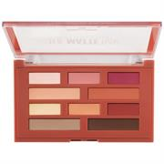 Bảng Phấn Mắt 10 Ô Maybelline The Matte Bar Eyeshadow Palette