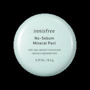 Phấn Phủ Nén Innisfree No Sebum Mineral Pact