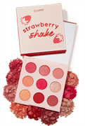 Bảng Phấn Mắt 9 Ô Colourpop Strawberry Shake Pressed Powder Palette