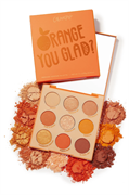 Bảng Phấn Mắt 9 Ô Colourpop Orange You Glad Pressed Powder Palette
