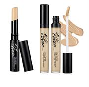 Set Che Khuyết Điểm Clio Kill Cover Liquid Concealer Super Cover Set