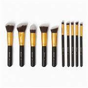 Bộ Cọ Trang Điểm 10 Cây BH Cosmetics Sculpt and Blend 10 Piece Brush Set
