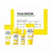 Bộ Dưỡng Da Mini 4 Sản Phẩm Some By Mi Yuja Niacin 30 Days Brightening Starter Kit