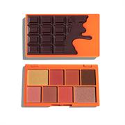 Bảng Phấn Mắt Mini 8 Ô Makeup Revolution Choc Orange Mini Eyeshadow Palette