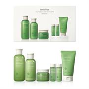 Bộ Dưỡng Da Trà Xanh 6 Sản Phẩm Innisfree Green Tea Balancing Skin Care Trio Set EX