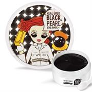 Mặt Nạ Đắp Mắt Dewy Tree Real Gold Black Pearl Eye Patch