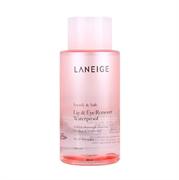 Nước Tẩy Trang Mắt Môi Laneige Speedy & Safe Lip & Eye Remover Waterproof