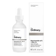 Tinh Chất Dưỡng Trị Thâm Mụn The Ordinary Niacinamide 10% + Zinc 1% Serum