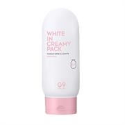 Kem Tắm Trắng G9 Skin White In Creamy Pack