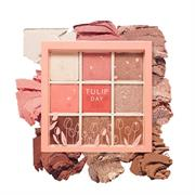 Bảng Phấn Mắt 9 Ô Etude House Tulip Day Play Color Eyes