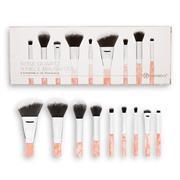 Bộ Cọ Trang Điểm 9 Cây BH Cosmetics Rose Quartz 9 Piece Brush Set