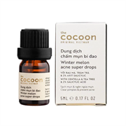 Dung Dịch Chấm Mụn Bí Đao Cocoon Winter Melon Acne Super Drops