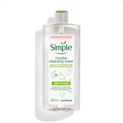 Nước Tẩy Trang Simple Kind To Skin Micellar Cleansing Water 400ml