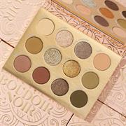 Bảng Phấn Mắt 12 Ô Colourpop Boudoir Noir Pressed Powder Palette