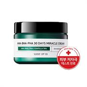 Kem Dưỡng Trị Mụn 30 Ngày Some By Mi AHA-BHA-PHA 30 Days Miracle Cream
