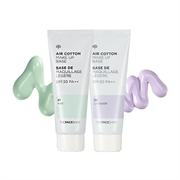 Kem Lót The Face Shop Air Cotton Makeup Base