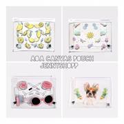 Túi Đựng Đồ Trang Điểm AOA Studio Clear Makeup Pouch