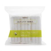 Bông Tẩy Trang Miniso 180 Miếng - Nhật Bản