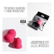 Mút Trang Điểm Hồ Lô AOA Studio Wonder Blender Sculpted